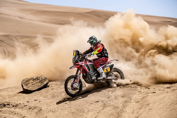 Dakar 2019 : Joan Barreda frappe d'entrée
