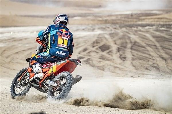 Dakar 2019, étape 2 : le tenant du titre se rebiffe