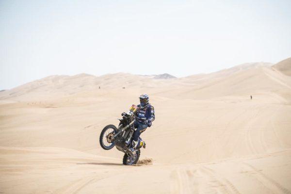 Dakar 2019 : Xavier de Soultrait débloque le compteur Yamaha !