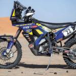 Sherco 450 TVS Rally Factory