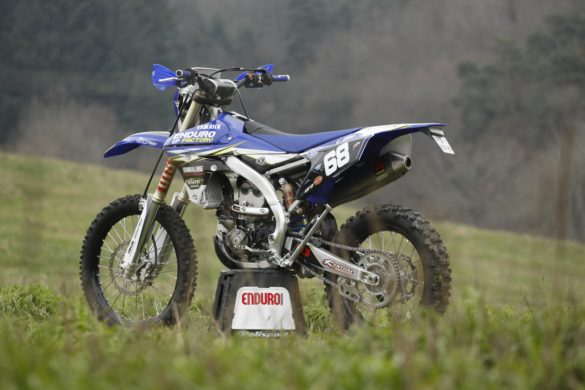 Yamaha 250 WRF