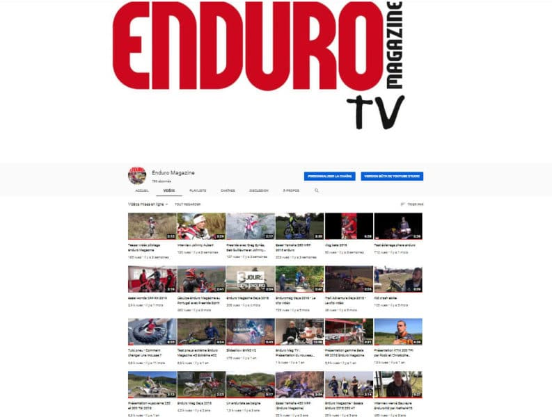 enduromag TV