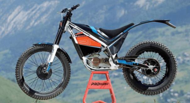 Essai Electronic Motion Escape Sport 2019