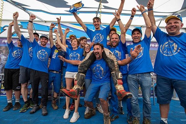 EnduroGP en Italie : la Valli Bergamasche n'a pas déçu !