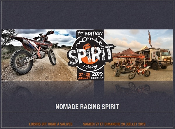 Le 1er Nomade Racing Spirit, 27/28 juillet à Salives (21)