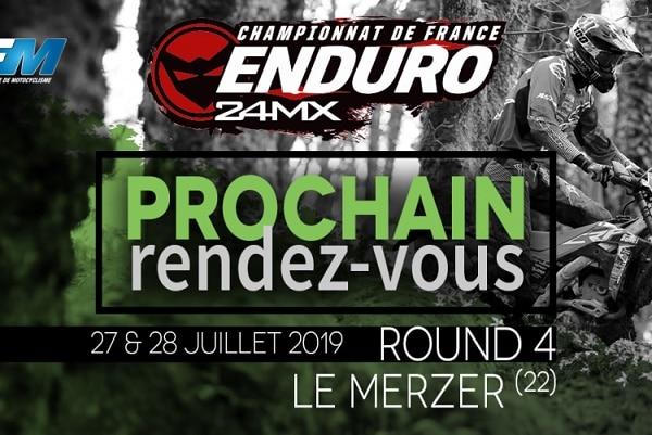 championnat de France 24MX d'enduro en Bretagne