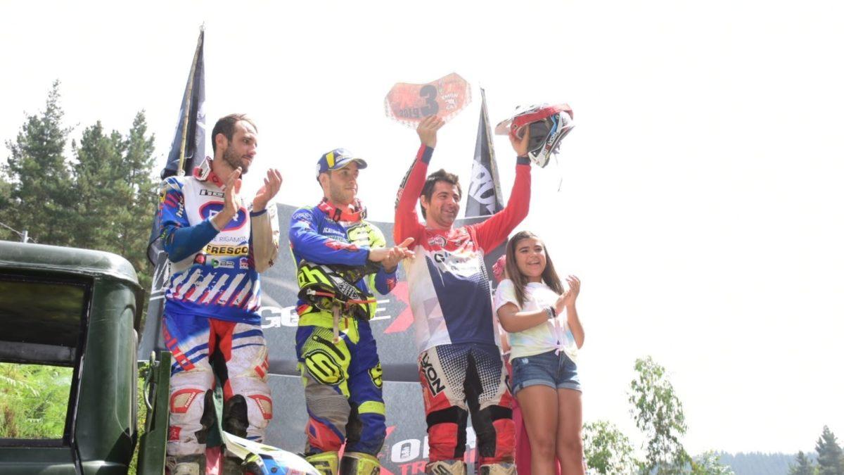 Gordexola Xtreme : Mario Roman vainqueur