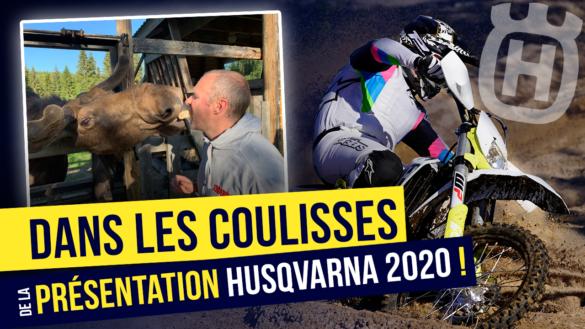 husqvarna 2020 présentation