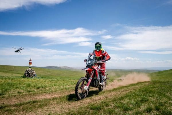 silk way rally étape 3