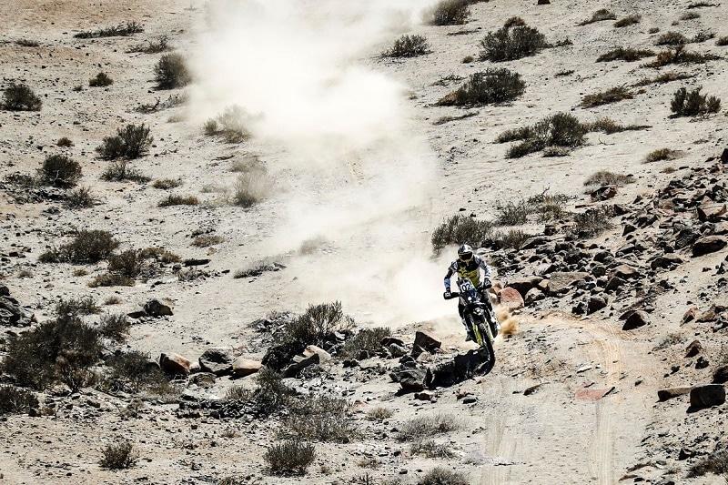 Atacama Rally : Quintanilla en tête après 3 étapes