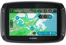 GPS Moto TomTom Rider