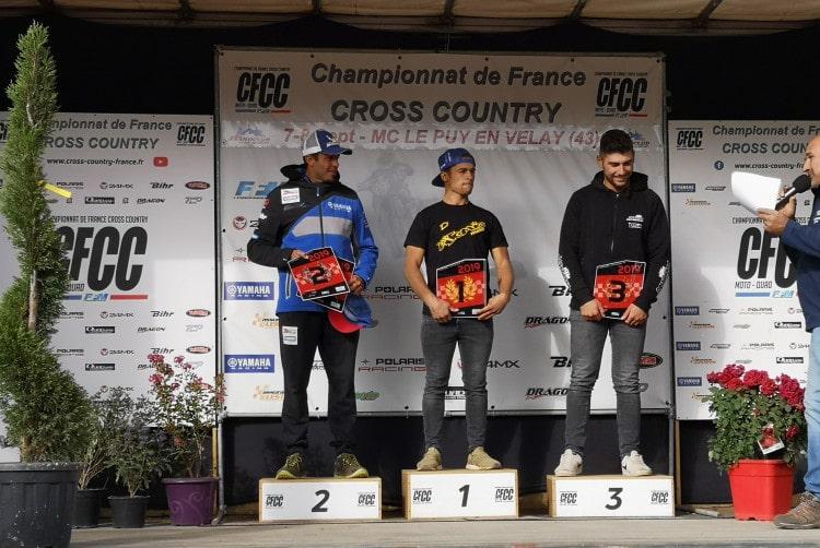 Championnat de France XC : Deparrois malgré Gauthier