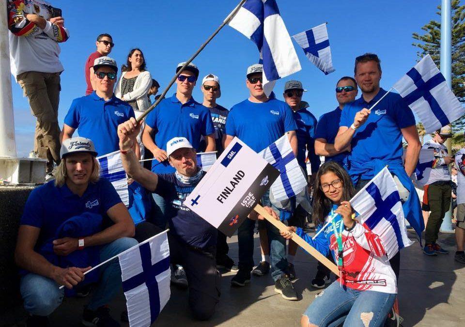 ISDE 2019  : la Finlande parie sur la jeunesse