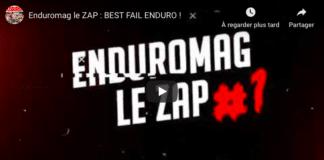 Enduromag le ZAP #1