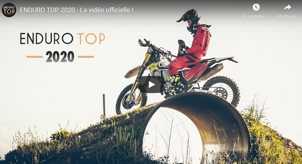 enduro top