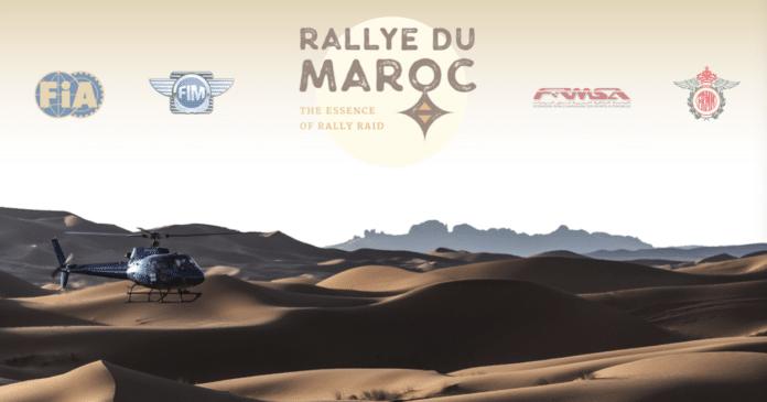 rallye du maroc 2020