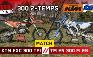 Match 2-temps KTM/TM