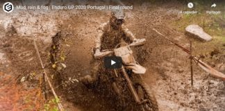 vidéo endurogp portugal
