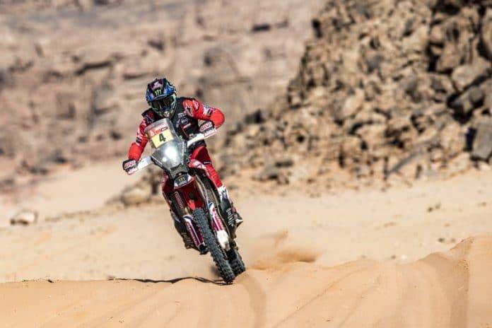 Dakar Rally étape 9