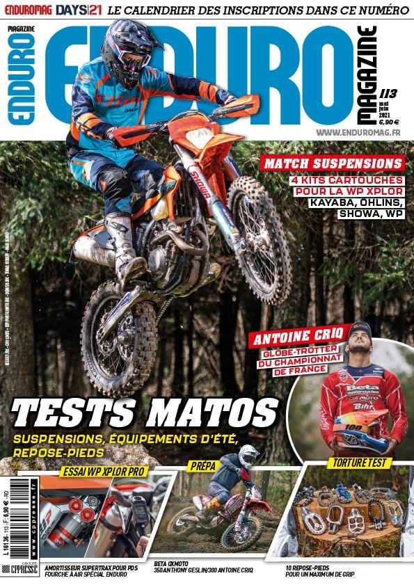 Enduro Magazine n°113