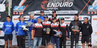 Championnat de France d'Enduro 24MX
