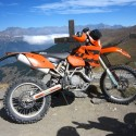 KTM 450 EXC - 2004 - KIT DECO WOLFF