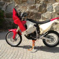 YAMAHA 450 RALLY ex Dakar